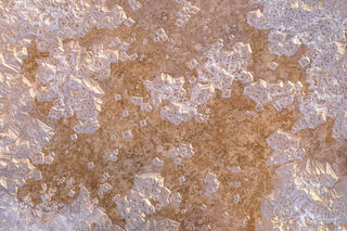 Death Valley National Park, Mojave Desert, abstract photography, California, salt, crystals, playa, sunset, texture, patterns, cubes, puddle